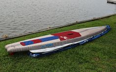 """Used Hobie Apex Pro 14 Stand Up Paddle Board for sale in Sandbridge, VA Anybody interested in a great deal for a custom (Byron Kurt'spersonal sled) Hobie Apex Pro Race Board? 14' x 25.7"""" of…"""