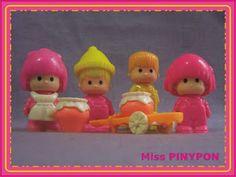 pin y pon 90s Toys, Retro Toys, Vintage Toys, Retro Vintage, My Childhood Memories, Childhood Toys, Nostalgia, Dolls From The 80s, Vintage Video Games