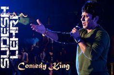 Comedy King Sudesh Lehri at SAM