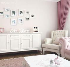 Berjer, Duvar dekorasyon, Konsol, Salon, Sehpa