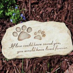 UV Resist HG Your Photo Words Personalised Cat Dog Pet Memorial Garden Plaque