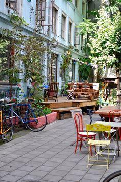 Alternatives Hamburg
