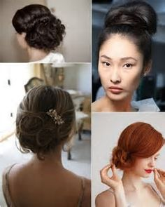 Image result for Mother of the Bride Hairdos for Long Hair