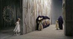 Juliet of the Spirits (1965, Federico Fellini) Cinematography by Gianni Di Venanzo