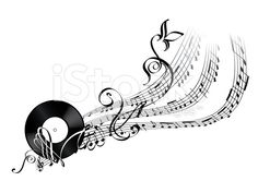 Music arte vettoriale stock royalty-free