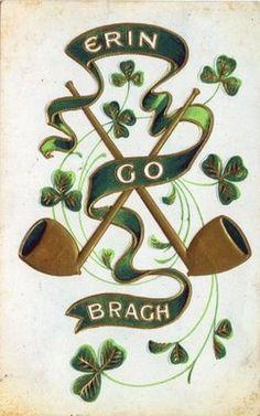Visual Ephemera: Happy St. Patrick's Day!