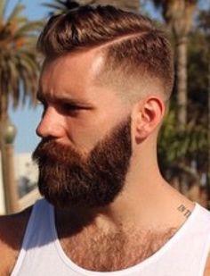 Beard Styles For Men, Hair And Beard Styles, Hair Styles, Great Beards, Awesome Beards, Handsome Bearded Men, Hairy Men, Beautiful Men Faces, Gorgeous Men