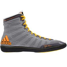 A few of the original three colors of the Varners are still in stock. Grey, White and Black Varners are sold out in select sizes. Buy now. Adidas Wrestling Shoes, Wrestling Singlet, Adidas Brand, Sports Uniforms, Adidas Sport, Grey Shoes, Shoe Brands, Casual Shoes, Men Sneakers