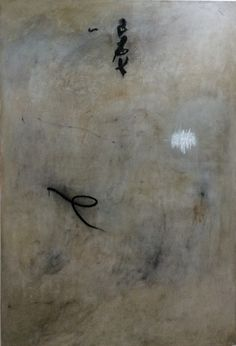 """Hanging on and Letting go 67""""x46""""x2"""" oil on canvas Anderson O'Brien Gallery"""
