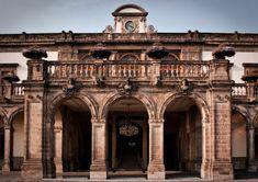 """Grandes casas de México:El Alcázar de Chapultepec, """"Residencia Imperial""""…"""