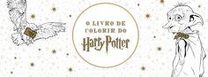 News: Livro de Colorir do Harry Potter já tem data prevista para chegar ao Brasil