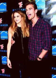 Theo & Shai <4
