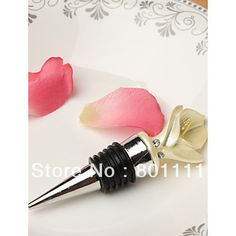 906b91031d6d6 Romantic Theme Calla Lily Bottle Stopper for Wedding Decoration Party  valentine s day Gifts Free Shipping on AliExpress.com.  30.00