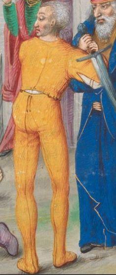 Quintus Curtius Rufus, Faits et gestes d'Alexandre Brügge · ca. 1475-1500 Ms. fr. 76  Folio 245r