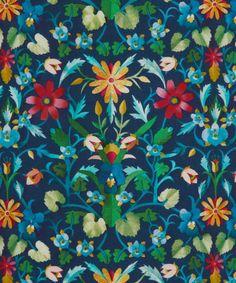Liberty Art Fabrics Windrush D Tana Lawn Cotton