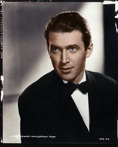 Before Color Was Common in Photography, These Are Incredible Colorized Photos of Hollywood Actors From Between the 1920s and 1950s ~ vintage everyday