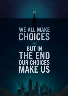 Bioshock Quote Posters by Simon Ward, via Behance