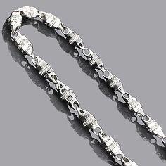 Diamond Jewellery: Diamond Necklace Mens