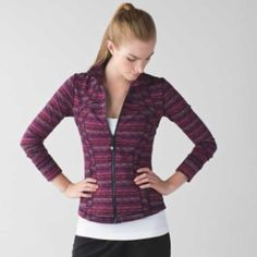 Define Jacket from Lululemon Brand new and absolutely flawless! I've worn it twice. I love it but I just don't see myself wearing it a lot because I love black and grey colors too much  fit is tight and super flattering. (Trade value is $130) lululemon athletica Jackets & Coats