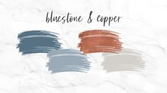 Blue and copper wedding color scheme Winter Wedding Colors, Winter Weddings, Copper Wedding, Dog Wedding, Wedding Ideas, Blue And Copper, Wedding Color Schemes, Dusty Blue, Autumn