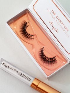 Esqido Mink Lashes Review | Unforgettable false eyelashes | http://esqido.com/products/unforgettable