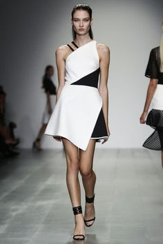 My top #LFW looks | David Koma