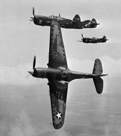 P-40 over Texas 1943.