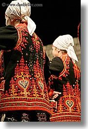 Croatian Folk Dancers in Traditional Costumes (Dan Heller)