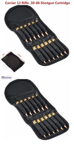 [Visit to Buy] MIZUGIWA Rifle Cartridge Padded Holder Carrier 12 Rifle .30-06 Shotgun Cartridge Wallet Hunting Accessory Escopetas De Caceria #Advertisement