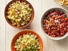 Mix-and-Match Salsa Jalapeno Recipes, Cuban Recipes, Dinner Recipes, Fruit Salsa, Salsa Food, Colombian Food, My Best Recipe, Latin Food, Salsa Recipe