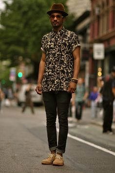 DapperLou.com | Men's Fashion Blog | Street Style: Street Gents