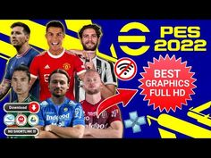 PES 2022 PPSSPP BRI Liga 1 Indonesia & Full Eropa New Update Transfer & Kits 2021/22 Peter Drury - Gilagame Soccer Games, Games Of Football