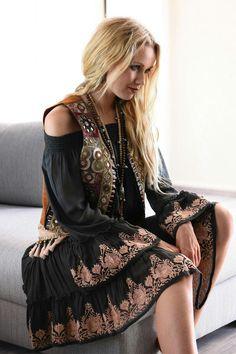 10 vestidos de Zara para caer en la tendencia boho chic