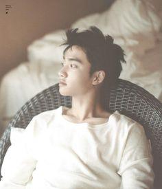SCAN #Kyungsoo #EXO Dear Happiness #Photobook