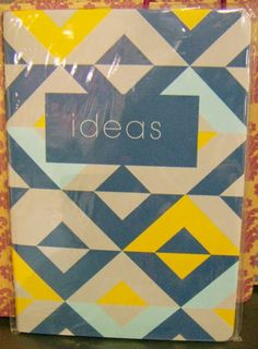 print & pattern: PAPERCHASE - notebooks