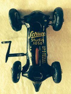 Schuco Studio 1050 tin toy