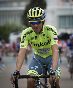 Alberto Contador stage 5 Vuelta a Espana 2016 AFP / JAIME REINA