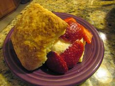 Cooking with Carlee: Sweet Biscuits for Strawberry Shortcake Biscuits For Strawberry Shortcake, Family Meals, Family Recipes, Sweet Tooth, French Toast, Goodies, Sweets, Chocolate, Cooking