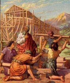"""İslam geleneğinde Nuh ile İbrahim arasında da 950 yıl olduğuna inanılır. Kur'anda Nuh Müminun Suresi, ve Nuh Suresi'nde benzer ifadelerle anlatılır:  Şüphesiz biz Nûh'u, kavmine, """"Kendilerine elem dolu bir azap gelmeden önce kavmini uyar"""" diye peygamber olarak gönderdik. Nûh şöyle dedi: """"Ey kavmim! Şüphesiz, ben sizin için apaçık bir uyarıcıyım. ... Size ne oluyor da Allah için bir vakar ummuyorsunuz?"""