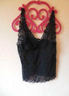 Kup mój przedmiot na #vintedpl http://www.vinted.pl/damska-odziez/bielizna-inne/11344790-sexy-koronkowa-koszulka-czarna-36