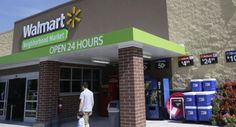 Walmart Earnings Beat Expectations; Shares Rise