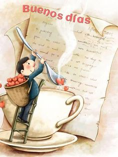 Buenos Dias  http://enviarpostales.net/imagenes/buenos-dias-269/ Saludos de Buenos Días Mensaje Positivo Buenos Días Para Ti Buenos Dias