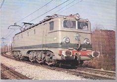 Coleccion Renfe serie TE-10 locomotora electrica 7600 tipo Co-Co.