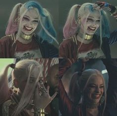 Harley Quinn Der Joker, Harley Quinn Comic, Harley Quinn Cosplay, Joker And Harley Quinn, Arlequina Margot Robbie, Dc Comics, Daddys Lil Monster, Comic Movies, Favim