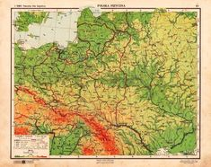 241 Best Germany Poland Historic Maps images in 2019