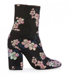 Dries van Noten Floral Ankle Booties Party Shoes, Bootie Boots, Ankle  Booties, Fashion 7145c33831df