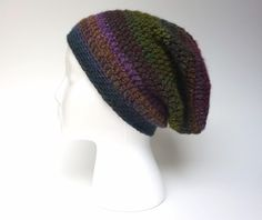 Slouch beanie slouchy hat Adult slouch by CHandmadeCreations, $20.00