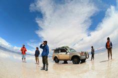 ウユニ塩湖 / ボリビア