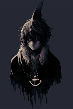 "samekichi from ""the blue witch"" ending ; samekichi - wadanohara and the great blue sea samekichi Real Manga, Gray Garden, Rpg Horror Games, Satsuriku No Tenshi, Japanese Cartoon, Manga Games, Deep Sea, Anime Style, Cool Artwork"