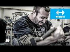 Kris Gethin's 4Weeks2 Shred: Day 1 - Back & Biceps